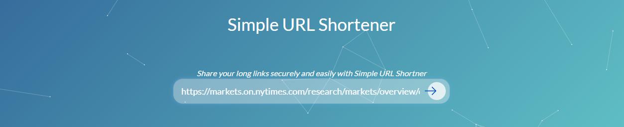 url shortener, short link, Simple URL Shortener https://shorturl.gg
